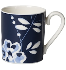 Old Lux. Brin. Mug blue