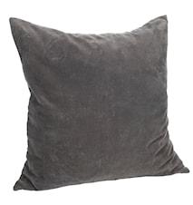 Kuddfodral 50x50 cm Mörkgrå