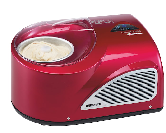 NXT1 L'Automatica Glassmaskin 1,5L röd metallic