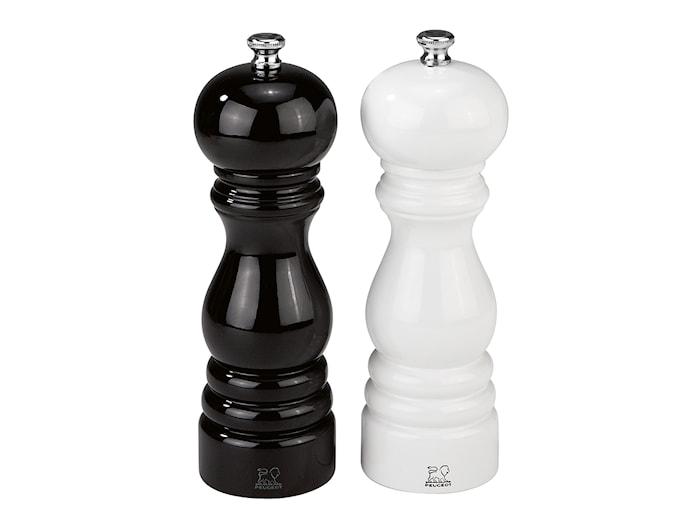 Paris Duo Svart/Hvit 18 cm