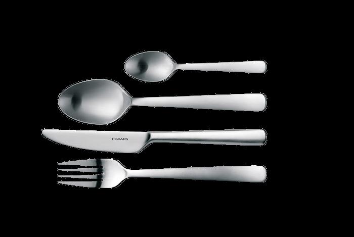 FF Bestiksæt 24-dele i gaveæske mat
