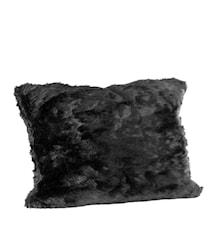 Leia Black Kuddfodral 60x40