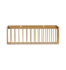 Kori Bath Brushed Brass