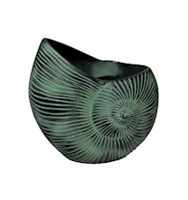 Skål i form av snäcka, 16 cm