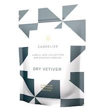 Doftljus refill - Dry Vetiver 300g