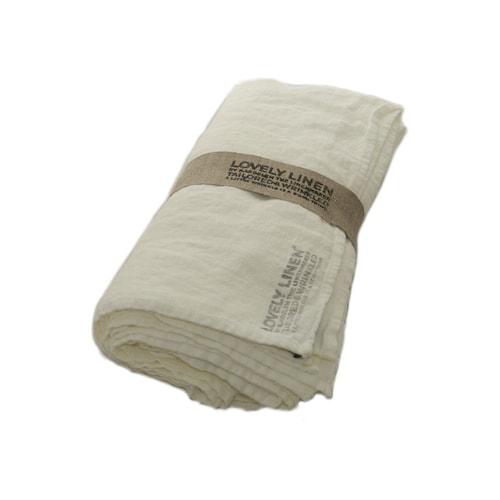 Lovely linen tablecloth duk – 145x250