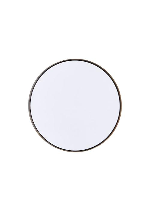 Spegel Reflection Ø 40 cm - Mässing