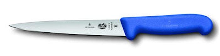 Fileointiveitsi monipuolinen 18 cm Fibrox sininen
