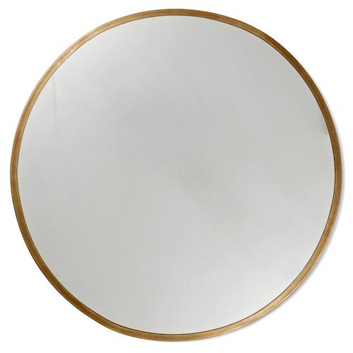 Spegel Moon - Ø70 cm