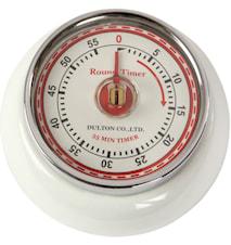 Timer Hvid 7,5 cm
