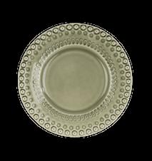 DAISY Desserttallrik Ljusgrön 22 cm