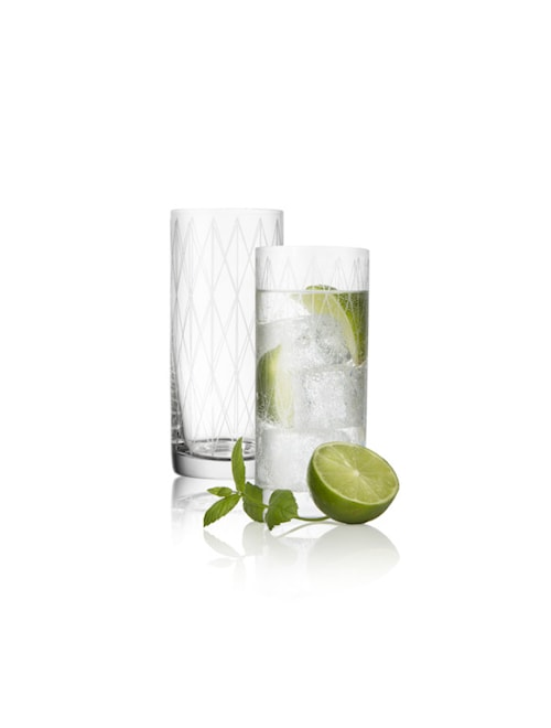 Drink High Ball Glass 44cl 4-pack