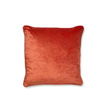 Kuddfodral 50x50 Velvet/Linen Flame