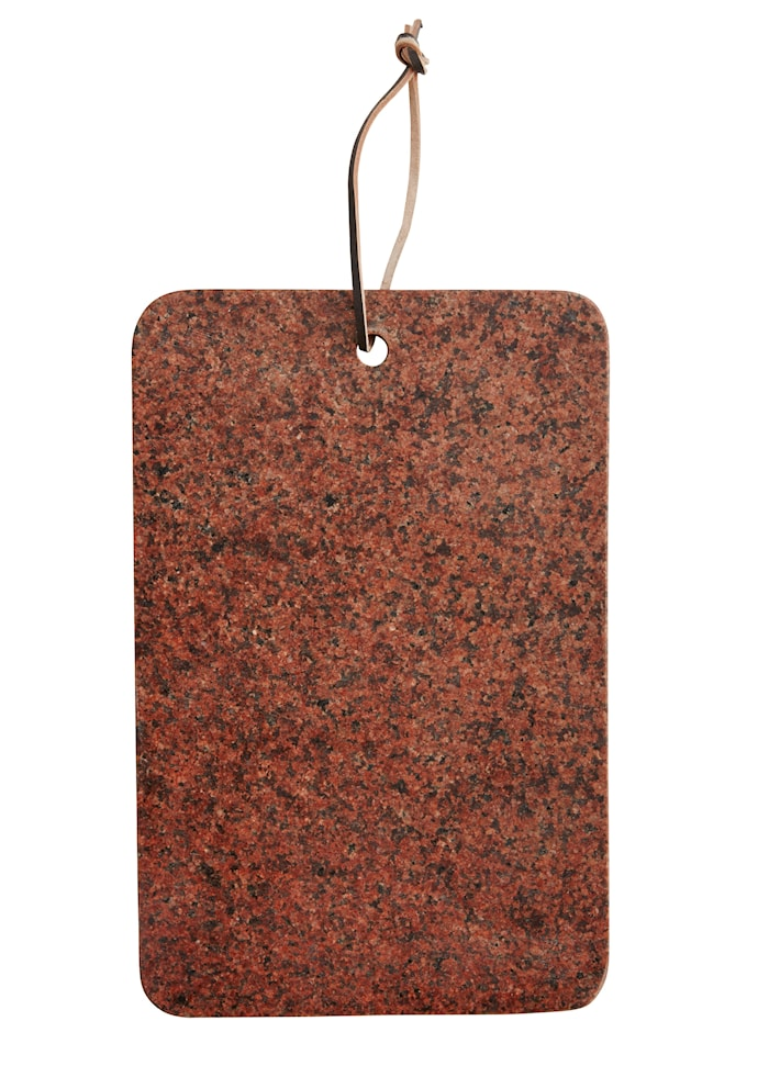 Skjærebrett 20x30 cm - Rød