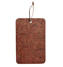 Skærebræt 20x30 cm - Rød