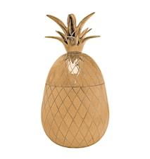 Ananas Mässing 21cm