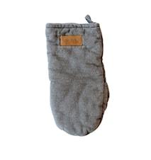Grytevott, 16x30 cm, blå