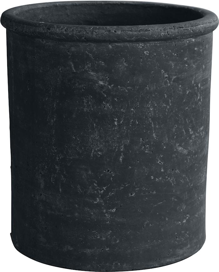 Kruka Svart 30cm