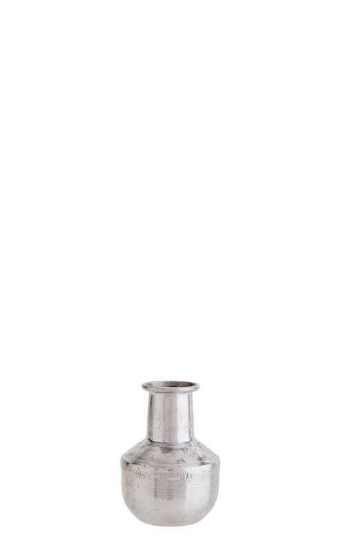 Vas Ø 7,5 cm - Silver