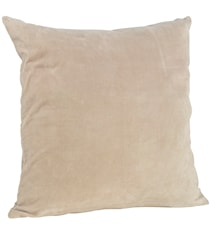 Pudebetræk 50x50 cm - Sand