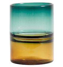 Vas 2 Color glass