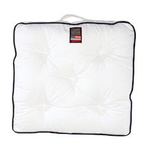 Seabrook Futon kudde - White- 40x40