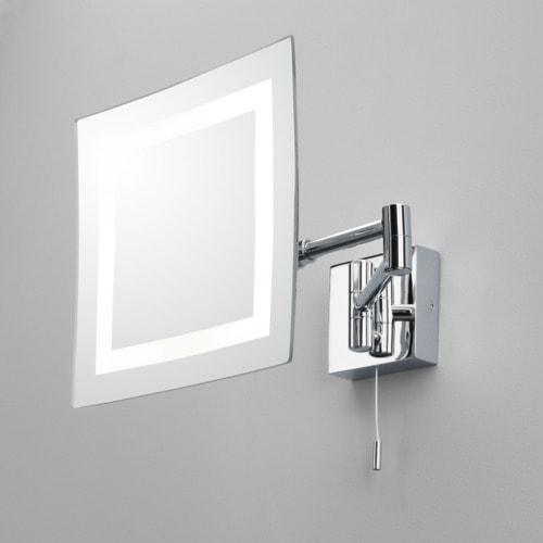 Torino sminkspegel med belysning