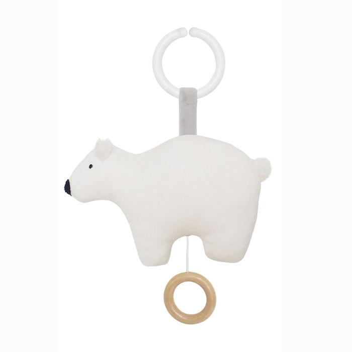 Speldosa isbjörn