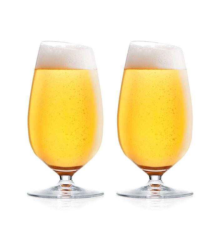Ölglas 2 st litet