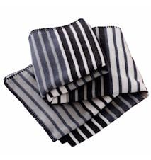 Stripes bomullsfilt