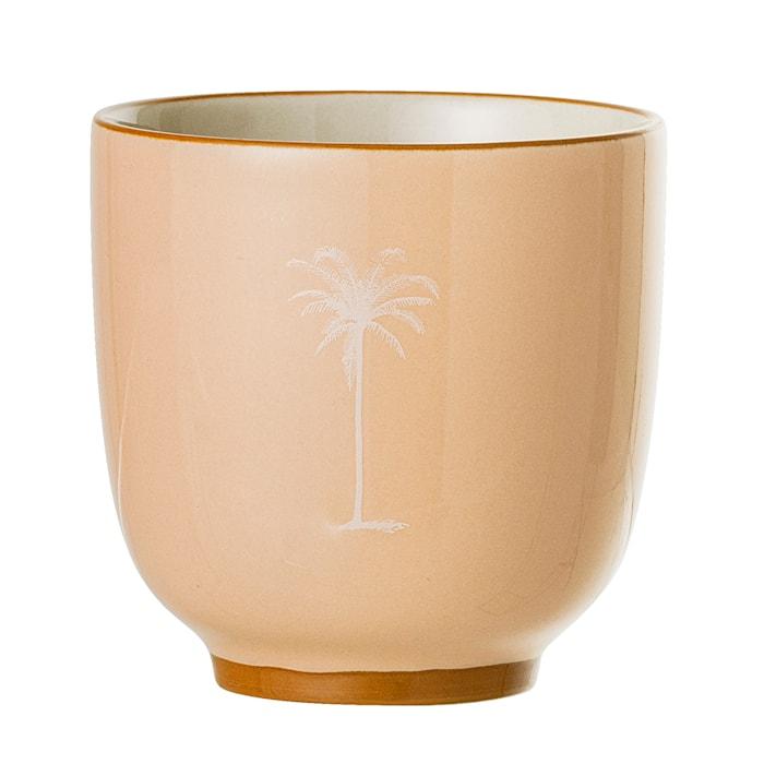 Kop Palm Ø 7 cm - Orange