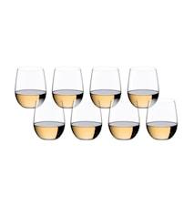 O Wine Viognier/Chardonnay 8-pack