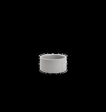 Varmelysholder I det enkle, grå
