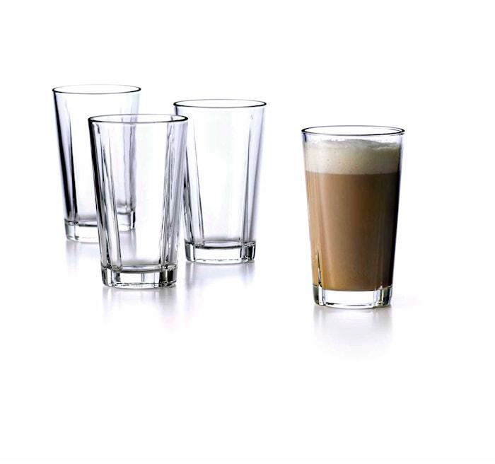 GC Caféglass, 4 stk., 37 cl