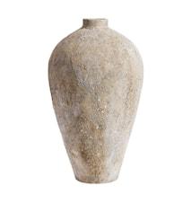 Luna Kruka Grå Terracotta 100x52 cm