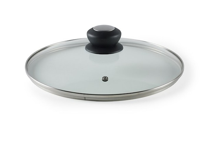 Glasslokk 28 cm