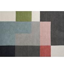 Tetris Matta Powder 170x240 cm