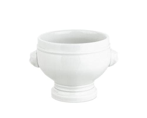 Soppskål nr. 4,5 vit, 50 cl Ø