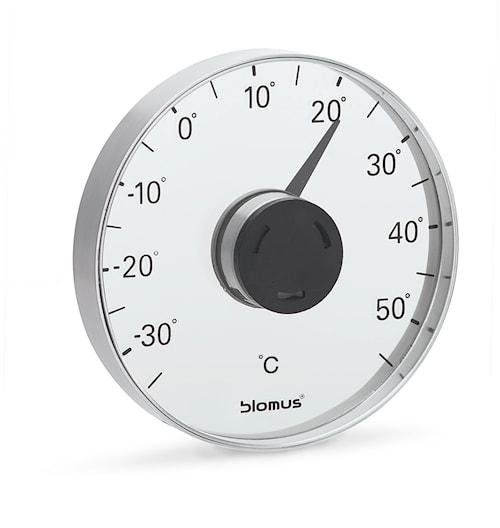 Pure Garden Fönstertermometer Celsius