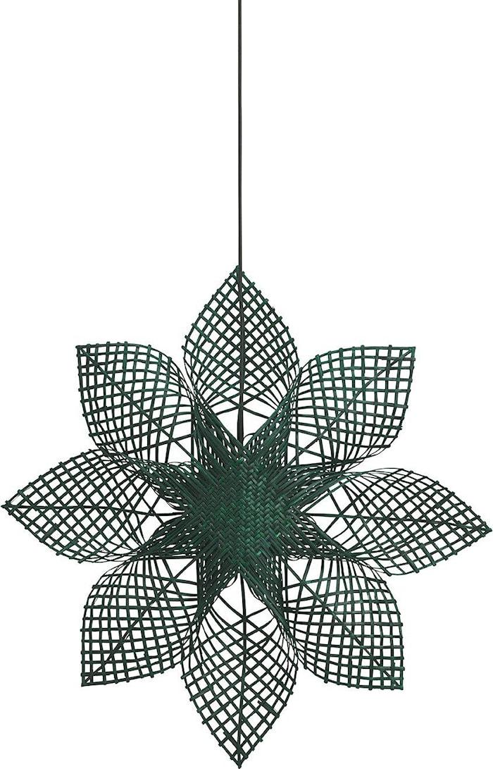 Anna Star Grön 82cm