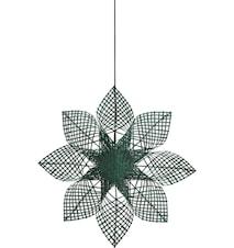 Anna Star Grøn 82cm