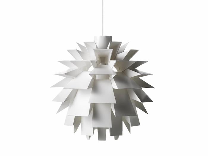 Norm 69 Lampe Hvid Large