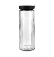 Grand Cru Storage jar 2.0 l svart