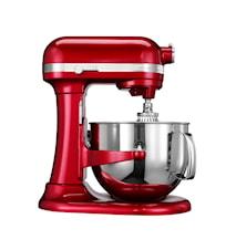 Artisan kjøkkenmaskin rød metallic 6,9 L