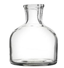 Flaska i Glas Ø 8 cm