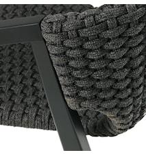 Knit 2-seter sofa