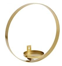 Väggljusstake Circle Ø31 cm