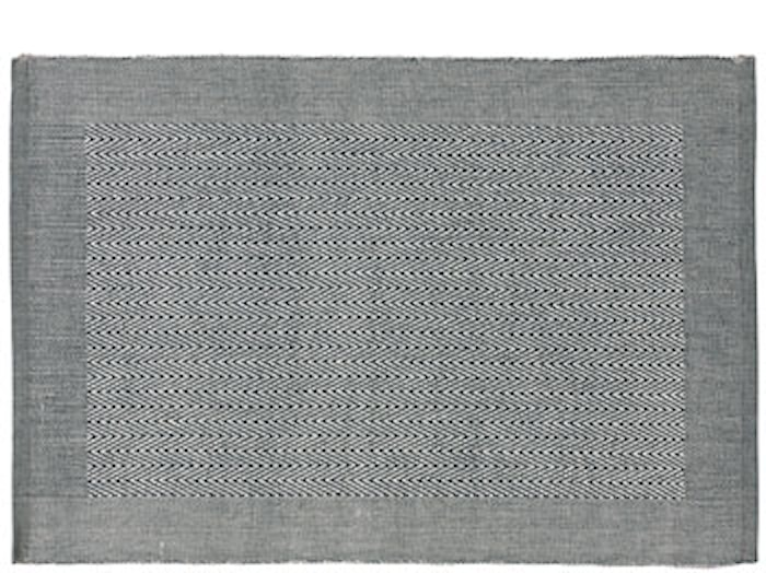 Heritage Dækkeserviet Grå 33x48 cm