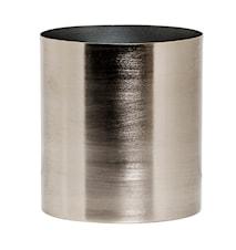 Krukke Sølv Metall 18 cm