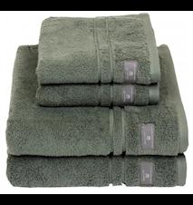 Premium Terry Håndkle 50x70 Agave Green
